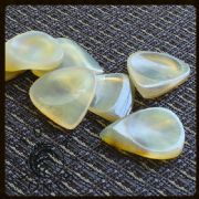 Funk Tones - Clear Horn - 1 Guitar Pick | Timber Tones